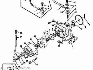 yamaha sl292 1971 1973 parts lists and schematics With yamaha snowmobile parts 1971 sl292 grip wiring sl292 b c diagram