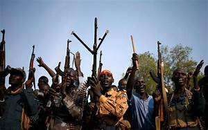 South Sudan Rebels Seize Capital Of Oil