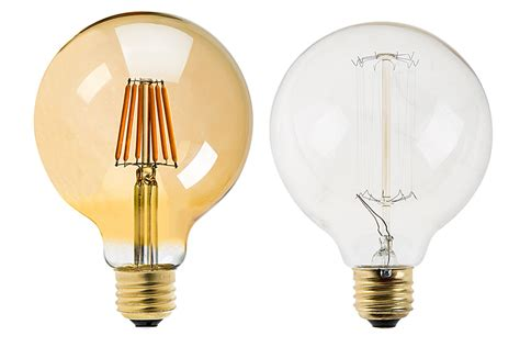 g30 led vanity bulb gold tint led filament bulb 25