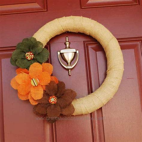 Top 38 Amazing Diy Fall Wreath Ideas With Full Tutorials  Amazing Diy, Interior & Home Design