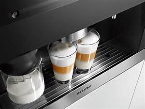 Miele Einbau Kaffeevollautomat : miele einbau kaffeevollautomat cva 6405 edehlstahl ~ Michelbontemps.com Haus und Dekorationen