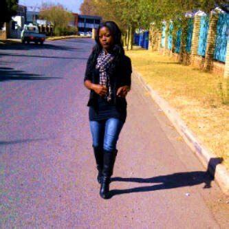 Picture Profile Palesa Mphaki From Soweto