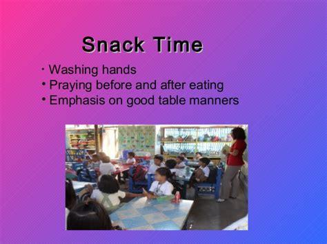 managing blocks  time   kindergarten class