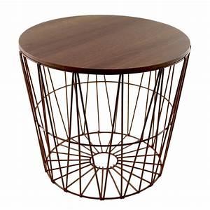 Drahtkorb Tisch Weiß : design drahtk rbe in 4 gr en drahtkorb tisch korb mit deckel braun ebay ~ Yasmunasinghe.com Haus und Dekorationen