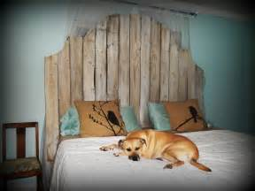 Image of: King Size Upholstered Handmade Headboard Idea Bedroom Inspiration Rustic Decorating Ideas For Party, Wedding, And House
