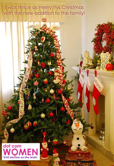 babys  christmas decorating  hallmark