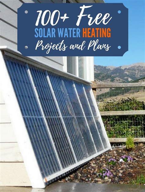 du all plumbing best 25 solar water heating system ideas on