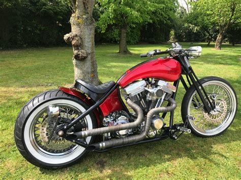 2005 Harley Davidson Hardtail Custom Bobber Chopper