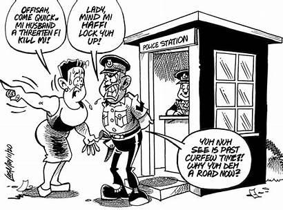 Jamaica Monday November Gleaner Cartoon Cartoons