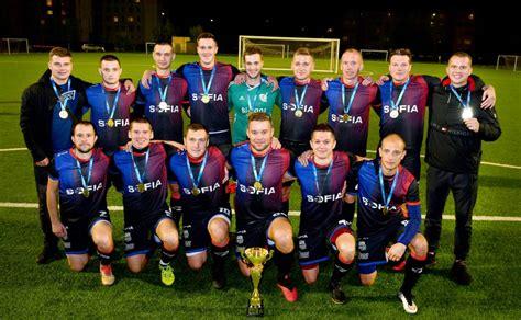 2020.gada 7x7 futbola čempionāta uzvarētāji komanda