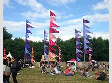 Silk & Ribbon Flags The Event Flag Hire Company