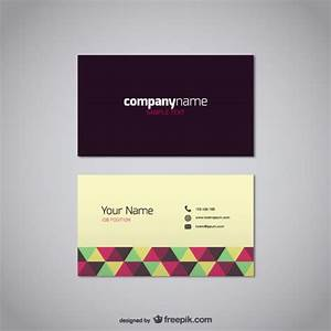 20 free business card design templates from freepik for Business card template eps