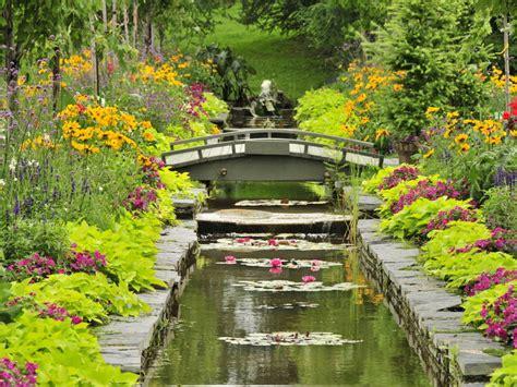 Parc Marievictorin De Kingsey Falls  Jardins Kingsey