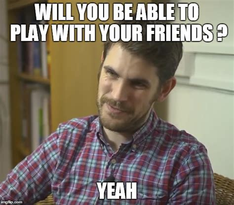 Sean Murray Memes - no man s sky y el quot hype quot la tertulia hobbyconsolas juegos