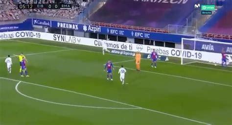 Real Madrid vs. Eibar EN VIVO: GOL de Karim Benzema para ...