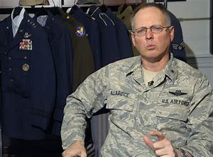 Air Force official discusses uniform updates > U.S. Air ...
