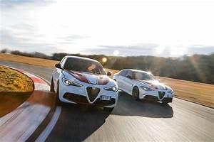Alfa Romeo F1 : quadrifoglio alfa romeo racing giulia e stelvio da sogno qn motori ~ Medecine-chirurgie-esthetiques.com Avis de Voitures