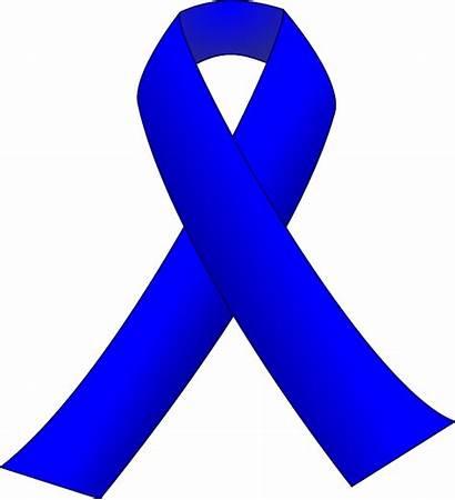 Ribbon Cancer Clipart Clip Awareness Getdrawings