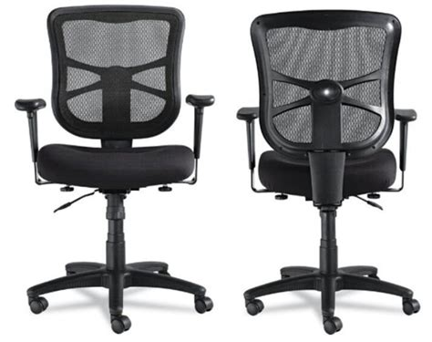 best brand alera elusion series mesh mid back office chair