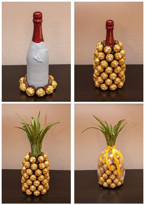 Plastic Wrap Your Christmas Tree by Haus And Home Champagne And Truffle Pineapple