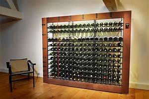 Cave À Vin Design : cave vin smart unit compl mentaire bois noir l 39 atelier du vin made in design ~ Voncanada.com Idées de Décoration