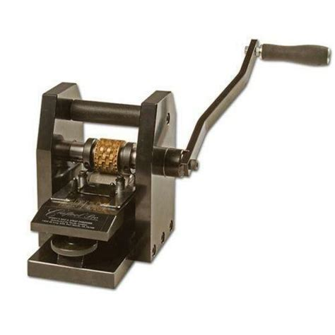 leather embossing machine ebay