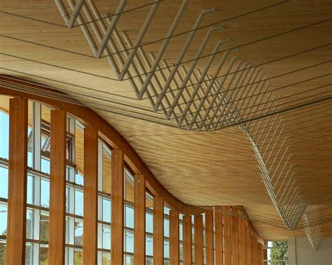Engineers' Skills At Work In Bc Wood Design Awards