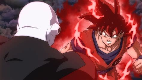 goku unlocks  god form   multiverse tournament