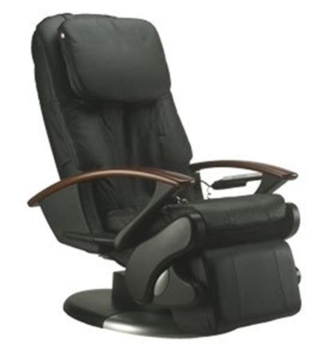 ht 140 black leather chair