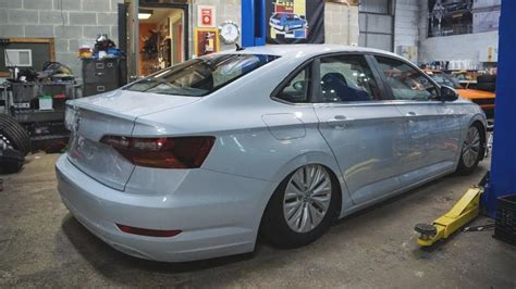 vw jetta project intro  kw race suspension