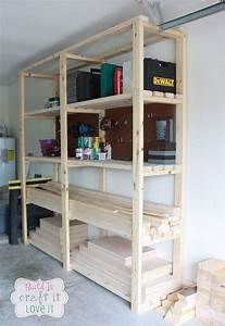 Easy DIY Garage Shelving! Hometalk
