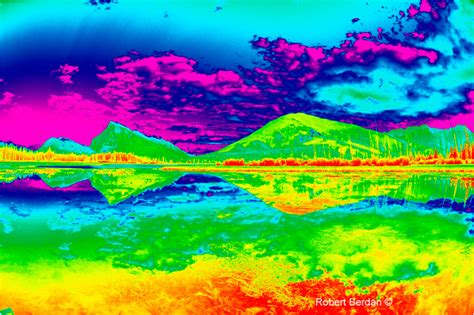 False Colour Imaging in Photography The Canadian Nature