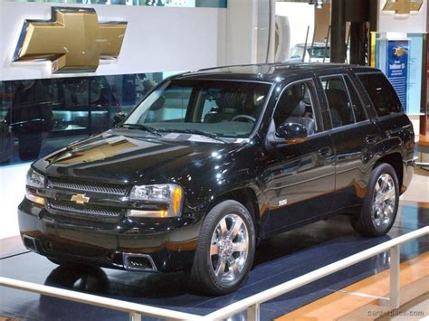 2009 Chevrolet Trailblazer Ss Specifications, Pictures, Prices