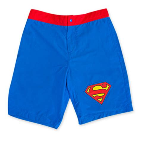 Costumi Da Bagno Uomo Acquista Costume Da Bagno Uomo Superman Originale