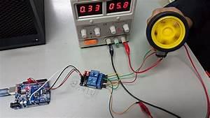 Motor Control Using Relay Circuit Diagram