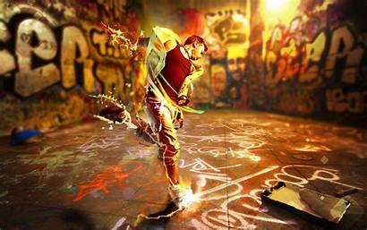 Dance Freestyle Dancing 3d Digital Graphics Wallpapers