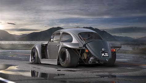 Volkswagen Car Wallpaper Hd by Vehicle Car Volkswagen Volkswagen Beetle Drag