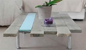 Table De Salon Originale : table basse palette top 69 des id es les plus originales en 2017 ~ Preciouscoupons.com Idées de Décoration