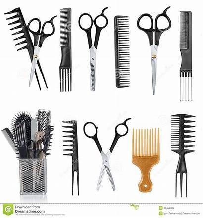 Tools Hair Stylist Makeup Equipment Background Professional