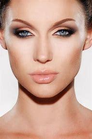 Natural Makeup Eyes and Lips