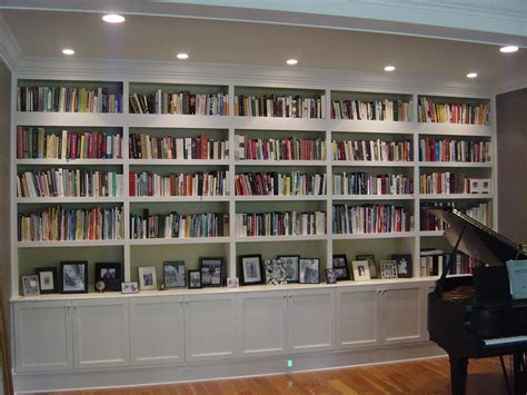 15 Best Ideas Of Home Library Shelving Systems