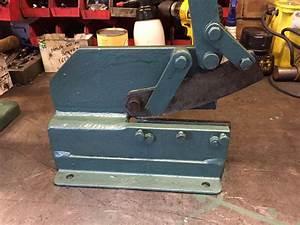 Manual Lever Cropper  Shear 150mm  6 U2033  Blade  Lc01