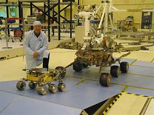 For more on the Mars rovers, go here . Here are views of ...