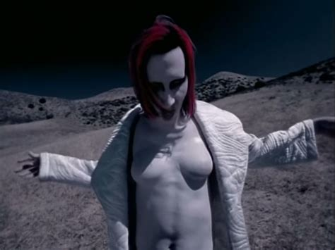 the dope show marilyn mechanical animals