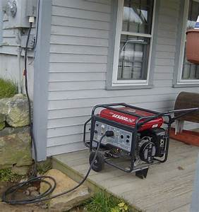 Generator To House Wiring Diagram Whole House Transfer