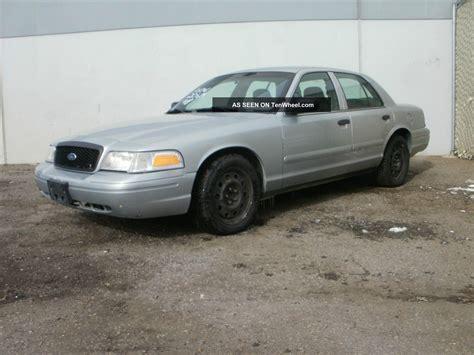 2006 Ford Crown Victoria Police Interceptor Asset 20614