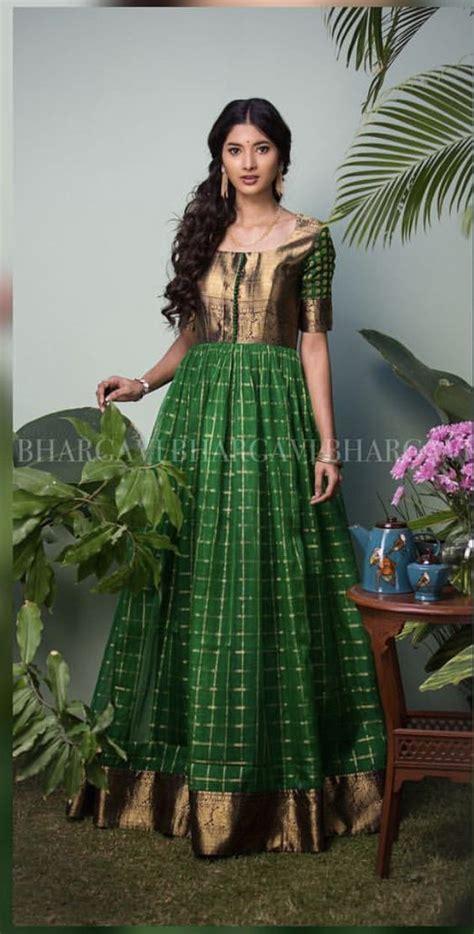 innovative ideas   long gown dresses   saree