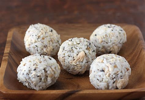 rice balls japanese rice balls onigiri recipe dishmaps