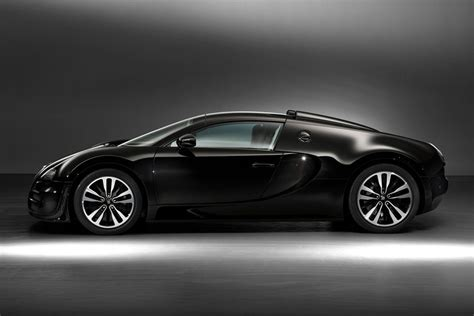 """But this was about much more than creating a new vehicle that could only be described with superlatives. Bugatti Legends Veyron 16.4 Grand Sport Vitesse """"Jean Bugatti"""" Edition 