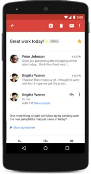 Mobile Gmail Chat by Gmail For Work Apps Simcloud